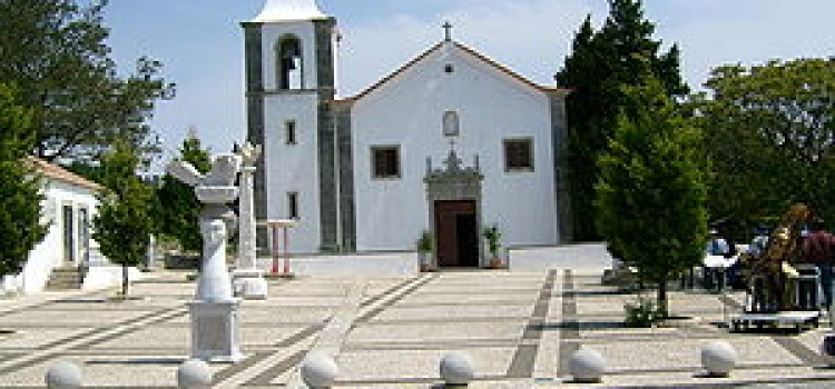 Igreja de Nossa Senhora do Castelo, Church in Sesimbra