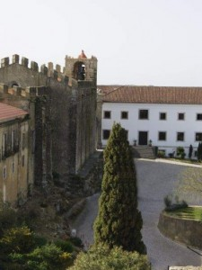 Palmela Inn, Pousadas de Portugal in Palmela Castle